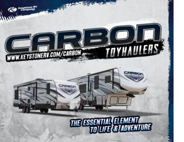 2015 Keystone Rv Carbon Brochure