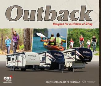 2015 Keystone Rv Outback Brochure