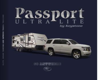 2015 Keystone Rv Passport Brochure