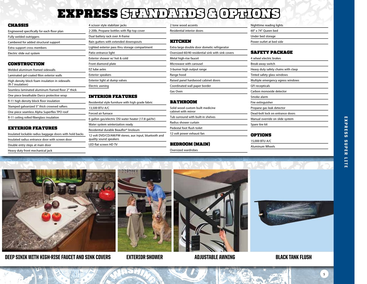2015 Keystone Rv Passport Brochure | Download RV brochures