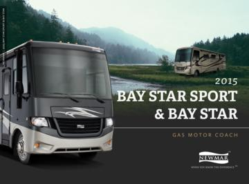 2015 Newmar Bay Star Brochure