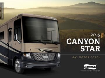 2015 Newmar Canyon Star Brochure