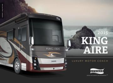 2015 Newmar King Aire Brochure