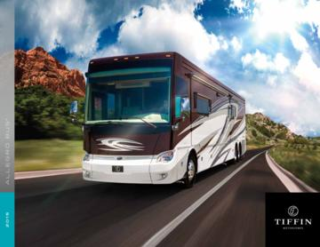 2015 Tiffin Allegro Bus Brochure
