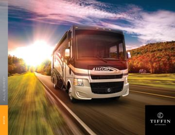 2015 Tiffin Allegro Brochure