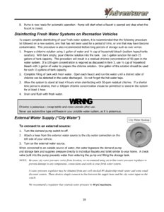 2016 ALP Adventurer Motor Home Owner's Manual page 45