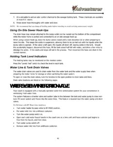 2016 ALP Adventurer Motor Home Owner's Manual page 47