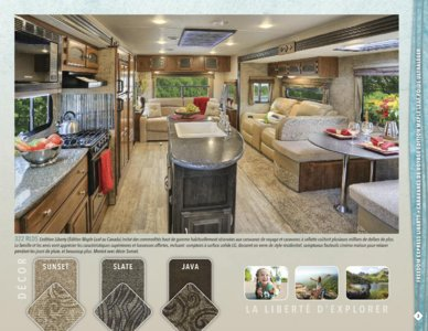 2016 Coachmen Freedom Express French Brochure page 3