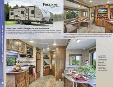 2016 Coachmen Freedom Express French Brochure page 6