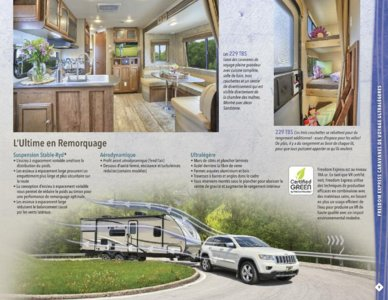 2016 Coachmen Freedom Express French Brochure page 9