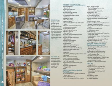 2016 Coachmen Freedom Express Brochure page 4
