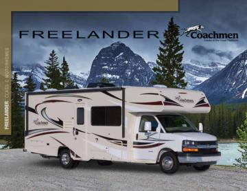 2016 Coachmen Freelander Brochure