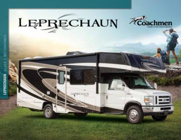 2016 Coachmen Leprechaun Brochure