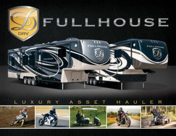 2016 DRV Luxury Suites Fullhouse Brochure