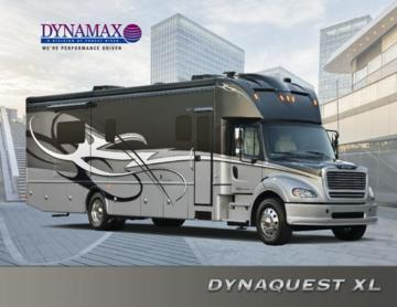 2016 Dynamax Dynaquest XL Brochure