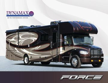 2016 Dynamax Force Brochure