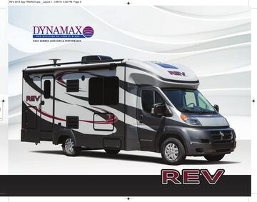 2016 Dynamax Rev French Brochure