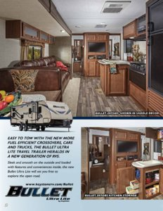 2016 Keystone Rv Bullet Eastern Edition Brochure page 2