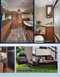 2016 Keystone Rv Bullet Eastern Edition Brochure page 3