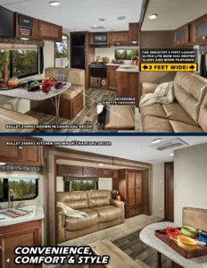 2016 Keystone Rv Bullet Eastern Edition Brochure page 4
