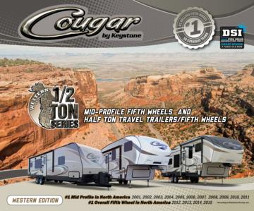 2016 Keystone Rv Cougar Western Edition Brochure