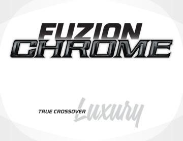 2016 Keystone RV Fuzion Chrome Brochure