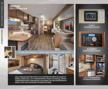 2016 Keystone RV Hideout West Brochure page 6