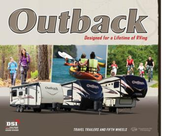 2016 Keystone RV Outback Brochure