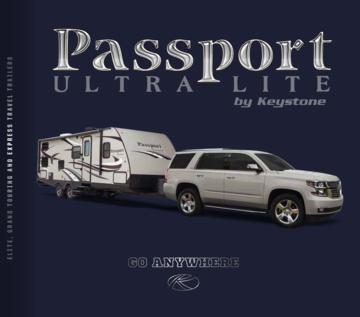 2016 Keystone RV Passport Brochure