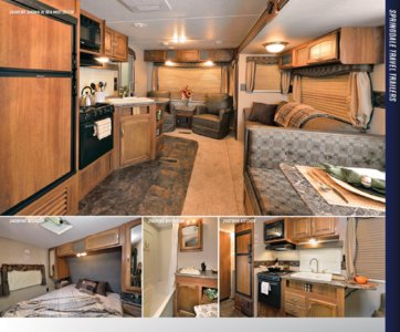 2016 Keystone RV Springdale West Brochure page 5