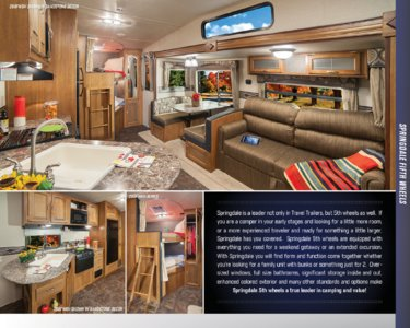 2016 Keystone RV Springdale West Brochure page 13
