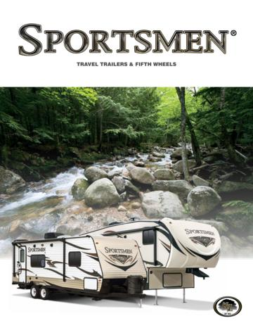 2016 KZ RV Sportsmen Brochure