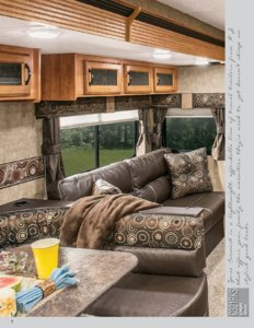 2016 KZ RV Spree Connect Brochure page 2