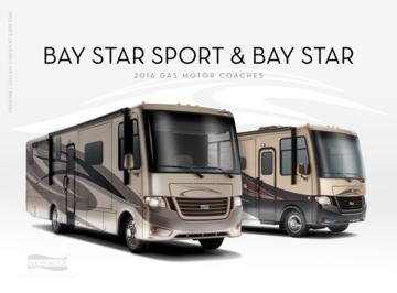 2016 Newmar Bay Star Brochure