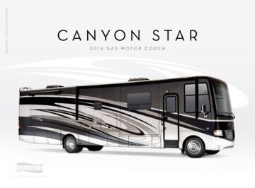 2016 Newmar Canyon Star Brochure