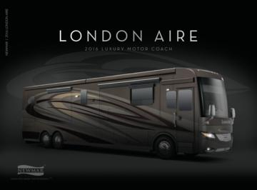 2016 Newmar London Aire Brochure