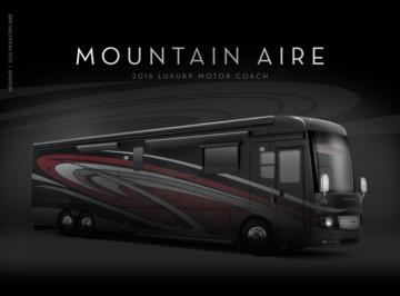 2016 Newmar Mountain Aire Brochure