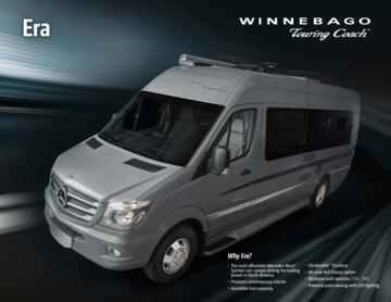 2016 Winnebago Era Brochure