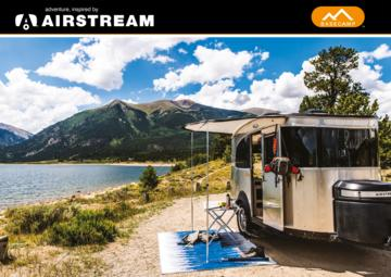 2017 Airstream Basecamp Europe Brochure