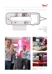 2017 Airstream Diner Dining Room Europe Brochure page 3