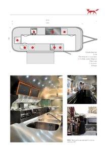 2017 Airstream Diner XL Europe Brochure page 3