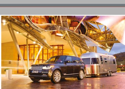 2017 Airstream European Travel Trailers French Brochure page 7