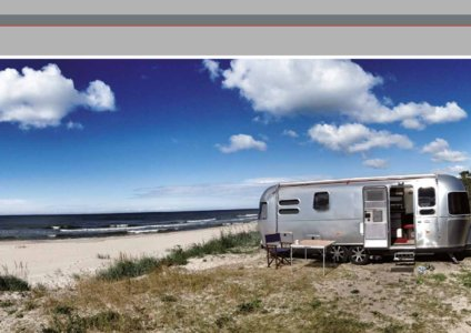 2017 Airstream European Travel Trailers French Brochure page 23