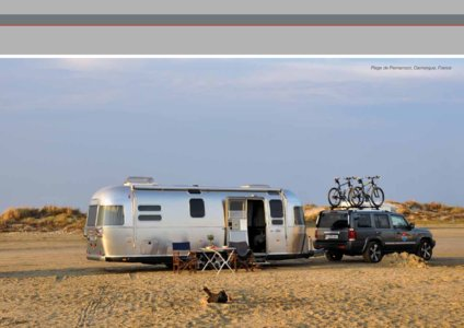 2017 Airstream European Travel Trailers French Brochure page 25