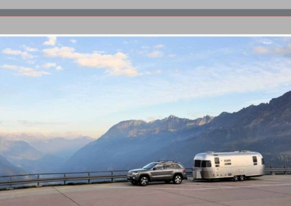 2017 Airstream European Travel Trailers French Brochure page 29