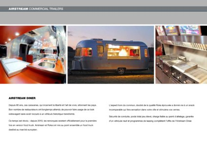 2017 Airstream European Travel Trailers French Brochure page 32