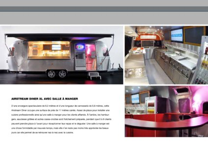 2017 Airstream European Travel Trailers French Brochure page 33
