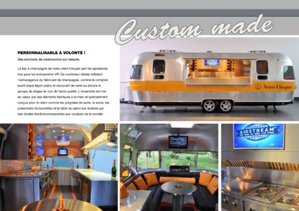 2017 Airstream European Travel Trailers French Brochure page 35