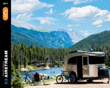 2017 Airstream Travel Trailer Basecamp Brochure