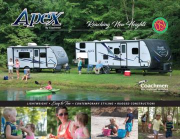 2017 Coachmen Apex Brochure